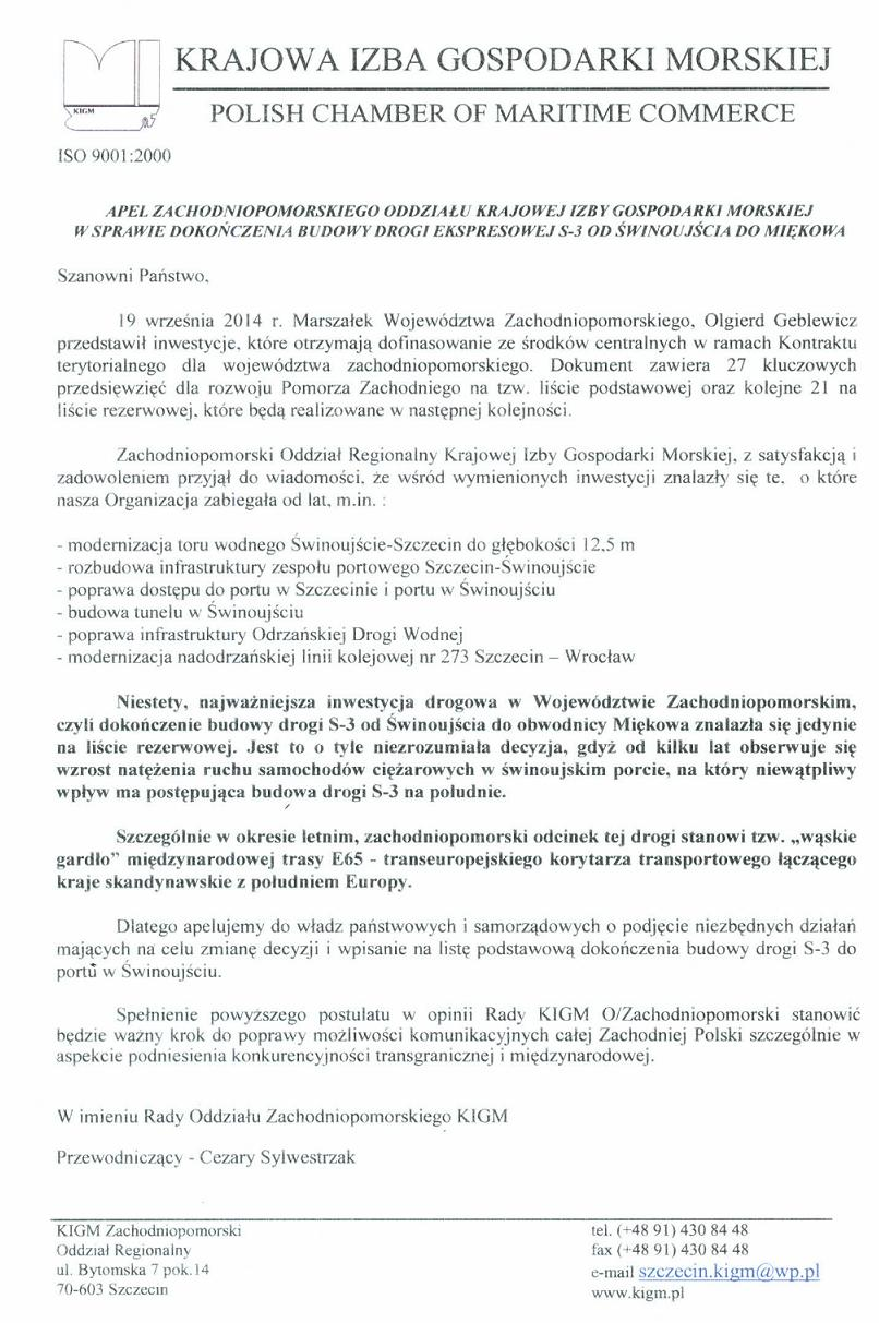 Apel_KIGM_w_sprawie_doko__czenia_budowy_drogi_S_3.JPG